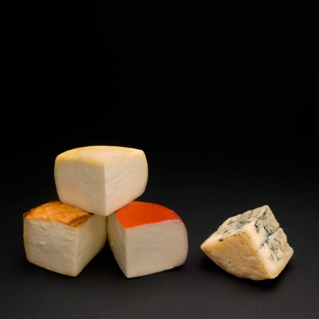 Tabla 4 quesos